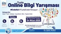 Tuzla Belediyesi'nden Online Bilgi Yarışması