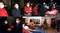 """Tuzla Kızılay'dan """"Kan Dostum"""" Kampanyası"""