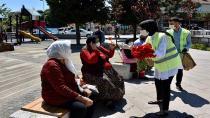 Tuzla'da Bayram Sürprizi Yürekleri Isıttı