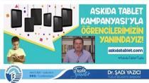 Gazeteci Cüneyt Özdemir'den Başkan Yazıcı'ya Teşekkür