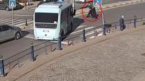 Şifa-Pendik Minibüsünden Yürek Isıtan Hareket