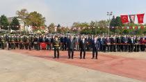 29 Ekim Cumhuriyet Bayramı Tuzla'da Törenlerle Kutlandı