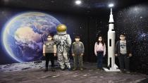 Tuzlalı Çocuklar Türk Uzay Yolcularına İsim Önerdi