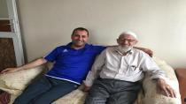 Metin Çangır'ın Babası Vefat Etti