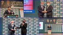 Türk Dünyası Ödülleri Sahiplerini Buldu