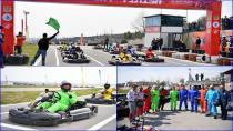 Ünlü Radyocular Tuzla'da Karting İle Stres Attı