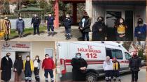 AK Parti Tuzla Kadın Kolları 112 Acil İstasyonlarını Ziyaret Etti