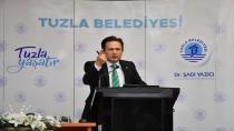 """Tuzla Belediye Başkanı Dr. Şadi Yazıcı, """"9 Projede Ortalama 2,5 Puan İle Sınıfta Kaldınız"""""""