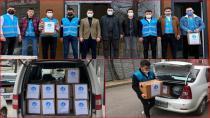 Tuzla Ülkü Ocakları'ndan Ramazan Ayında İhtiyaç Sahiplerine Erzak Kolisi