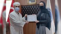 Belarus'lu Psikolog Tuzla'da Müslüman Olarak ''Cemile'' İsmini Aldı