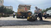 Tuzla Belediyesi Alt Yapı Ve Asfalt Çalışmalarına Hız Verdi