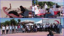 Tuzla MHP Kan ve Kök Hücre Bağışı Kampanyası Düzenledi