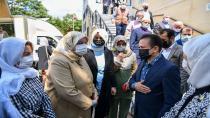 Tuzla Belediye Başkanı Dr. Şadi Yazıcı'nın Vefat Eden Annesi İçin Yasin-İ Şerif Okundu