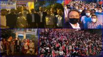 AK Parti İstanbul İl Başkanlığı'nın 15 Temmuz Programına Tuzla'dan Yoğun Katılım