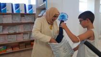 Gönül Elleri Çarşısı Bin 500 Çocuğa Bayramlık Kıyafet Dağıttı