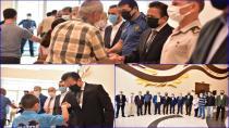 Tuzla'da Gelenekselleşen Bayramlaşma Töreni Gerçekleştirildi