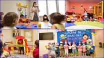 Tuzla Belediyesi Anne Çocuk Eğitim Merkezi'nde İlk Ders Zili Çaldı