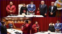Tuzla'da Oturan 2 Çocuklu Roman Çiftin Nikâhını Tuzla Belediye Başkanı Dr. Şadi Yazıcı Kıydı