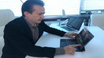 Başkan Yazıcı, Anadolu Ajansı Fotoğraf Yarışmasında Oy Kullandı