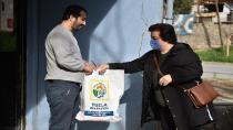 Tuzla'da Görme Engelli Vatandaşlara Beyaz Baston Dağıtıldı